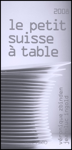 Le Petit Suisse à table