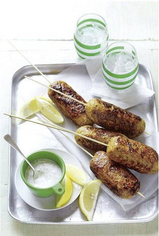 des brochettes de poulet pour le bbq le blog de dave. Black Bedroom Furniture Sets. Home Design Ideas